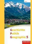 Cover-Bild zu Geschichte - Politik - Geographie (GPG) / Geschichte - Politik - Geographie (GPG) - Ausgabe 2017 für Mittelschulen in Bayern