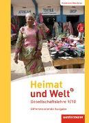 Cover-Bild zu Heimat und Welt PLUS Gesellschaftslehre / Heimat und Welt PLUS - Ausgabe 2013 für Sekundarschulen in Nordrhein-Westfalen