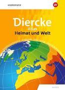 Cover-Bild zu Diercke Atlas Heimat und Welt