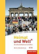 Cover-Bild zu Heimat und Welt Plus / Heimat und Welt Plus - Ausgabe 2017 für die SI in Berlin und Brandenburg