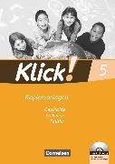 Cover-Bild zu Klick! Geschichte, Erdkunde, Politik, Kopiervorlagen für alle Bundesländer, 5. Schuljahr, Kopiervorlagen mit CD-ROM von Blaufuss, Katrin
