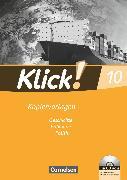 Cover-Bild zu Klick! Geschichte, Erdkunde, Politik, Kopiervorlagen für alle Bundesländer, 10. Schuljahr, Kopiervorlagen mit CD-ROM von Fink, Christine