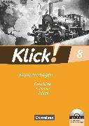 Cover-Bild zu Klick! Geschichte, Erdkunde, Politik, Kopiervorlagen für alle Bundesländer, 8. Schuljahr, Kopiervorlagen mit CD-ROM von Blaufuss, Katrin