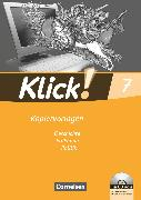 Cover-Bild zu Klick! Geschichte, Erdkunde, Politik, Kopiervorlagen für alle Bundesländer, 7. Schuljahr, Kopiervorlagen mit CD-ROM von Eschinger, Doreen