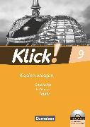 Cover-Bild zu Klick! Geschichte, Erdkunde, Politik, Kopiervorlagen für alle Bundesländer, 9. Schuljahr, Kopiervorlagen mit CD-ROM von Fink, Christine