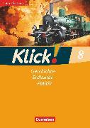 Cover-Bild zu Klick! Geschichte, Erdkunde, Politik, Westliche Bundesländer, 8. Schuljahr, Arbeitsheft - Lehrerfassung von Fink, Christine