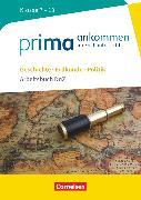 Cover-Bild zu Prima ankommen, Im Fachunterricht, Geschichte, Erdkunde, Politik: Klasse 7-10, Arbeitsbuch DaZ mit Lösungen von Lutz, Maria