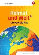 Cover-Bild zu Heimat und Welt Universalatlas
