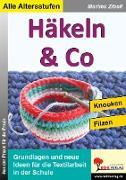 Cover-Bild zu Häkeln & Co (eBook) von Zibell, Marlies