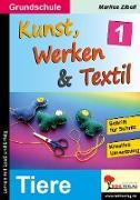 Cover-Bild zu Kunst, Werken & Textil (eBook) von Zibell, Marlies