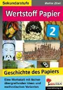 Cover-Bild zu Wertstoff Papier 2 (eBook) von Zibell, Marlies