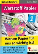 Cover-Bild zu Wertstoff Papier (eBook) von Zibell, Marlies