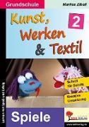 Cover-Bild zu Kunst, Werken & Textil / Band 2 (eBook) von Zibell, Marlies