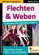 Cover-Bild zu Flechten & Weben (eBook) von Zibell, Marlies
