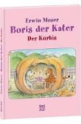 Cover-Bild zu Boris der Kater - Der Kürbis von Moser, Erwin