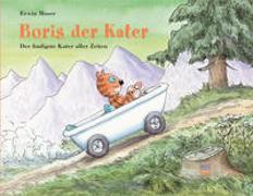 Cover-Bild zu Boris der Kater von Moser, Erwin