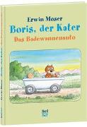 Cover-Bild zu Boris, der Kater - Das Badewannenauto von Moser, Erwin