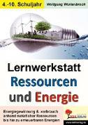 Cover-Bild zu Lernwerkstatt Ressourcen & Energie von Krämer, Georg