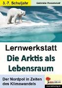 Cover-Bild zu Lernwerkstatt Die Arktis als Lebensraum