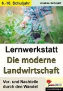 Cover-Bild zu Lernwerkstatt Moderne Landwirtschaft von Deluge, Susanne