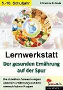 Cover-Bild zu Lernwerkstatt - Der gesunden Ernährung auf der Spur 3