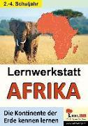 Cover-Bild zu Lernwerkstatt Afrika