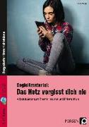 Cover-Bild zu Begleitmaterial: Das Netz vergisst dich nie von Vogel, Arwed