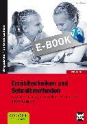 Cover-Bild zu Erzähltechniken und Schreibmethoden 5./6. Klasse (eBook) von Vogel, Arwed