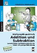 Cover-Bild zu Mathematik praktisch: Addition und Subtraktion von Mathematik, Arbeitskreis