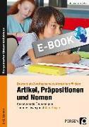 Cover-Bild zu Artikel, Präpositionen & Nomen - Mein Körper 1/2 (eBook) von Weichert, Anna Elisabeth