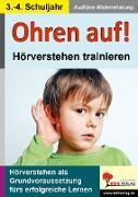 Cover-Bild zu Ohren auf! - Hörverstehen trainieren 3.-4. Schuljahr