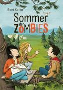 Cover-Bild zu Sommer der Zombies von Koller, Boni