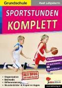 Cover-Bild zu Sportstunden KOMPLETT (eBook) von Lütgeharm, Rudi