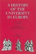 Cover-Bild zu Universities Since 1945 von Rüegg, Walter (Hrsg.)