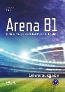Cover-Bild zu Arena B1: Lehrerausgabe von Koukidis, Spiros