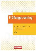 Cover-Bild zu Prüfungstraining DaF, A2, Goethe-Zertifikat A2: Fit in Deutsch, Übungsbuch mit Lösungen und Audios als Download von Koukidis, Spiros