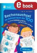 Cover-Bild zu Rechensuchsel im Zahlenraum bis 100 (eBook) von Pufendorf, Christine von