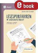 Cover-Bild zu Lesespurfiguren im Englischunterricht (eBook) von Pufendorf, Christine von