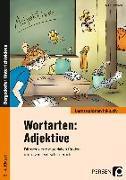 Cover-Bild zu Wortarten: Adjektive von Hartmann, Silke