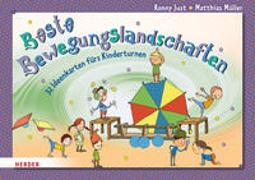 Cover-Bild zu Beste Bewegungslandschaften von Matthias, Müller