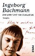 Cover-Bild zu Der gute Gott von Manhattan von Bachmann, Ingeborg