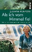Cover-Bild zu Als ich vom Himmel fiel von Koepcke, Juliane