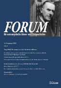 Cover-Bild zu FORUM für osteuropäische Ideen- und Zeitgeschichte (eBook) von Wimmer, Ruprecht (Beitr.)