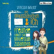 Cover-Bild zu Die Unausstehlichen und ich 2 (Audio Download) von Walder, Vanessa