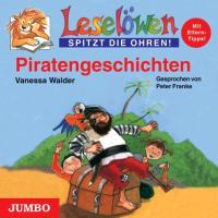 Cover-Bild zu Leselöwen Piratengeschichten von Walder, Vanessa