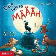 Cover-Bild zu Das wilde Määäh (Audio Download) von Walder, Vanessa