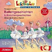 Cover-Bild zu Lesepiraten. Balletgeschichten und Mädchengeschichten (Audio Download) von Walder, Vanessa
