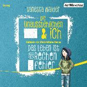 Cover-Bild zu Die Unausstehlichen und ich (Audio Download) von Walder, Vanessa