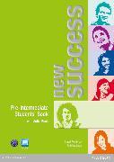 Cover-Bild zu New Success Pre-Intermediate Students' Book (with DVD / Active Book)