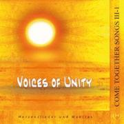 Cover-Bild zu Come Together Songs / Voices of Unity - Come Together Songs III-1